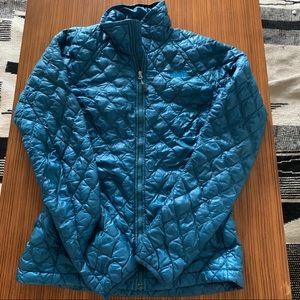 THE NORTH FACE Thermoball Nano Puff Teal XS